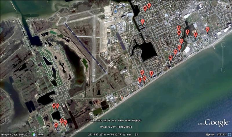 Galveston Apartment Listings Maps And More